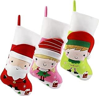 cartoon fireplace with stockings