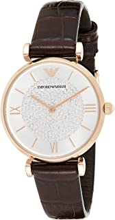 Emporio Armani Ladies Wrist Watch, Red, AR11269