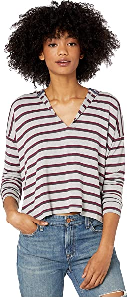 Americana Stripe Terry