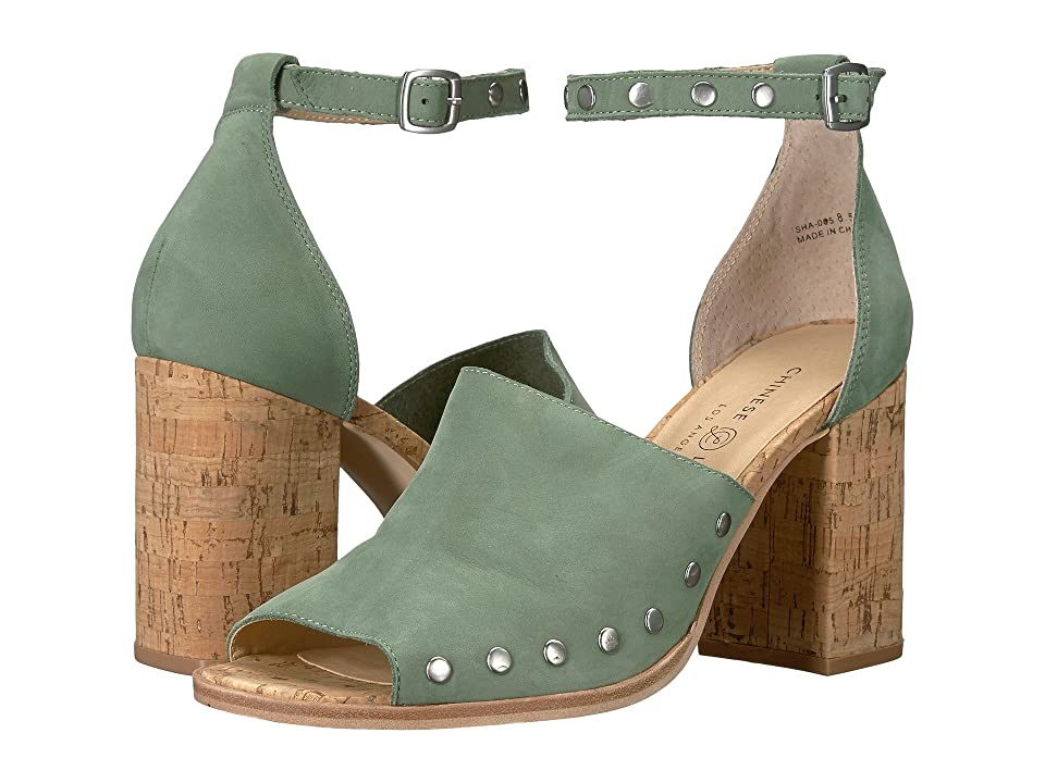 Chinese Laundry Savana Sandal (Basil) High Heels