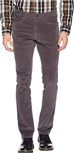 Sunny Stretch Corduroy Five-Pocket Pants