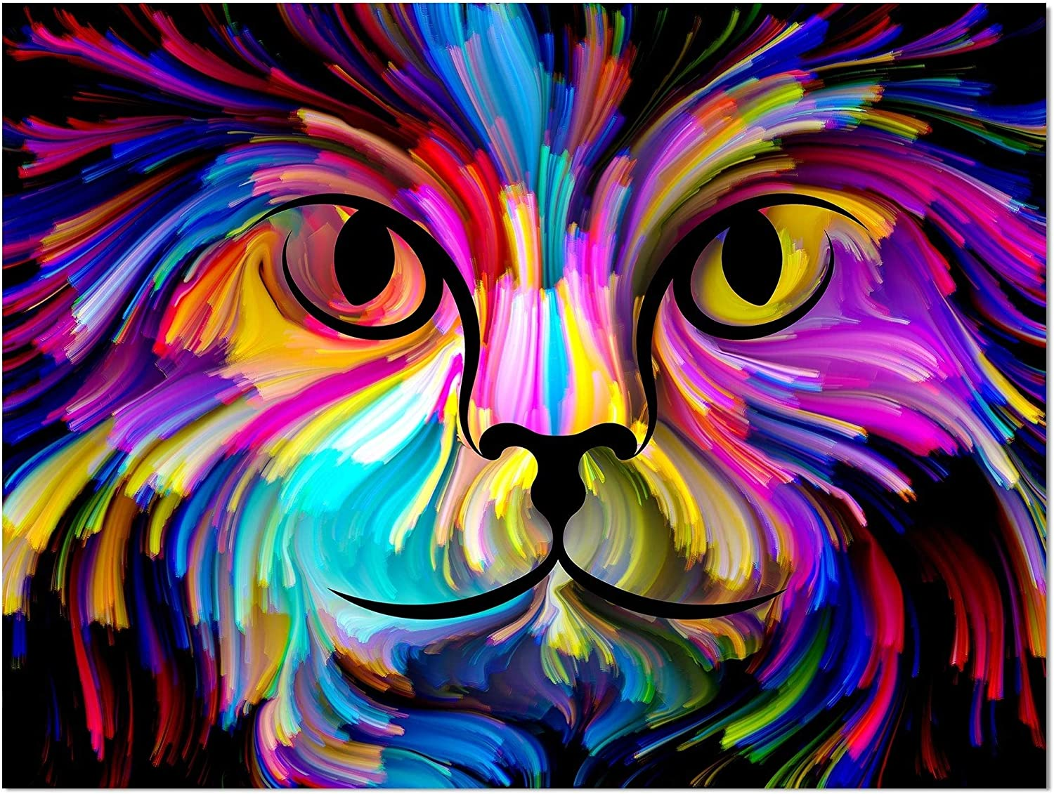 DESIGN Max 71% OFF ART Designart 'Animals Recommended of Wrapped on Color' Print Animals