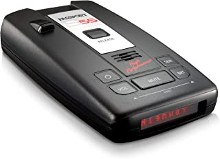 Escort Passport S55 Radar Detector – Extended Long Range, Escort Live App, AutoMute, AutoSensitivity, Audible Alerts, Adju...