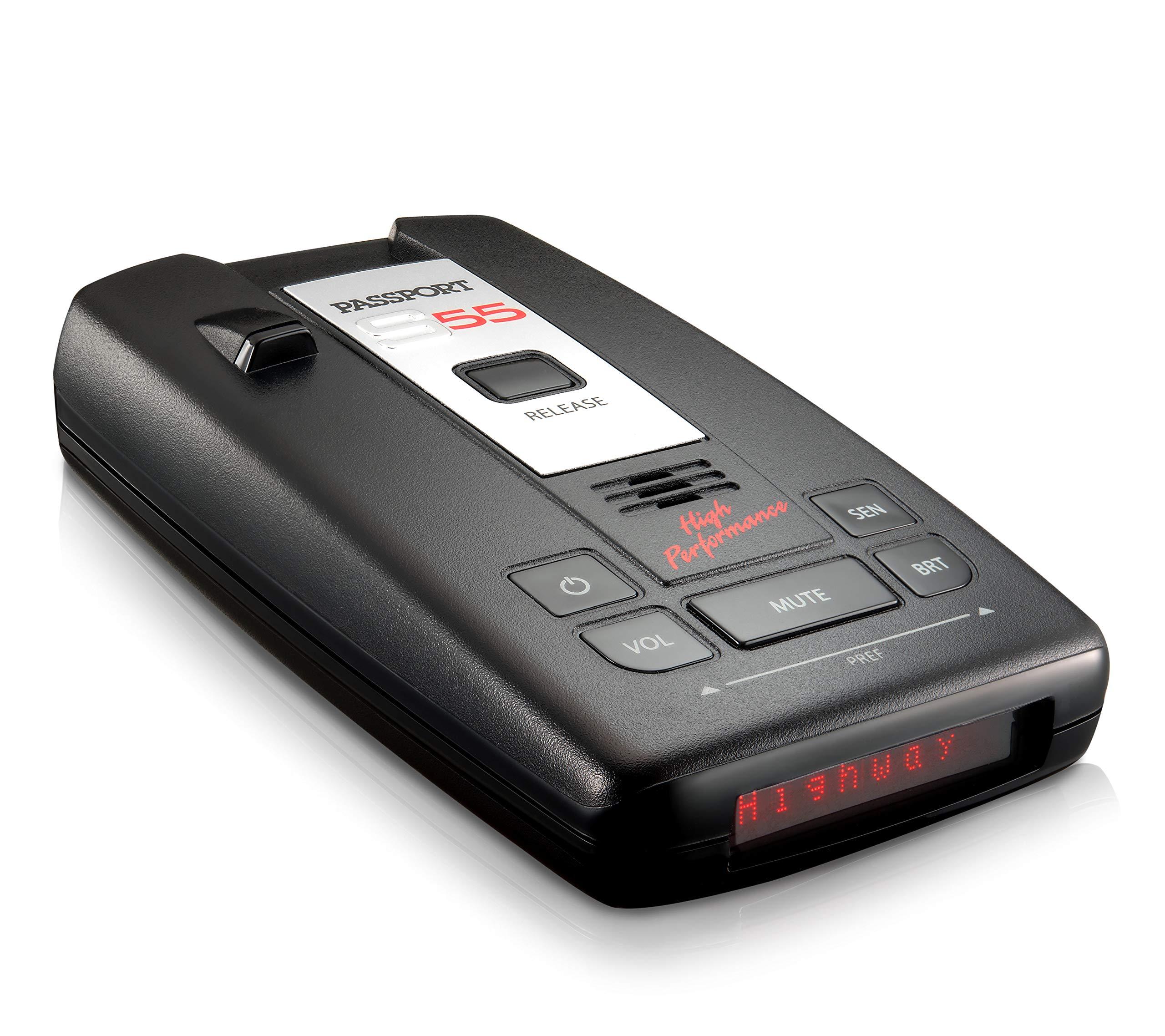 Escort Passport Performance Detector High Intensity
