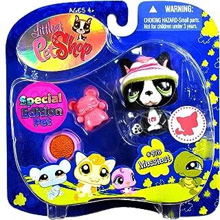Hasbro Year 2008 Littlest Pet Shop Portable Pets