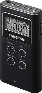 Sangean Personal Radio - DT120BK