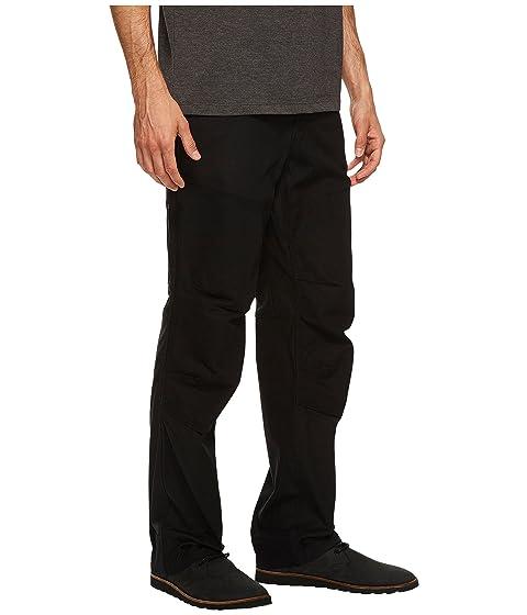 de negro lona PRO azabache Pantalón trabajo de GridFlex Timberland wcCX0