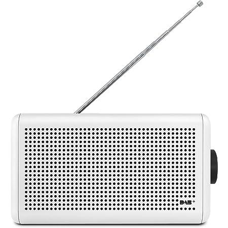 Nordmende Transita 210 Tragbares Dab Ukw Digitalradio Portable Musikbox Mit Bluetooth Stereo Lautsprecher Outdoor Radio Mit Akku Uhr Heimkino Tv Video