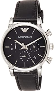 Men's Chronograph Watch with Quartz Movement
