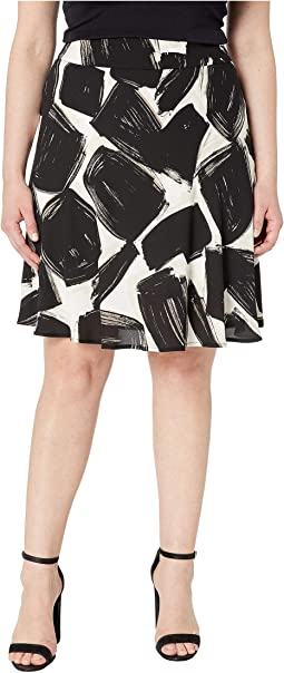Plus Size Nightfall Skirt