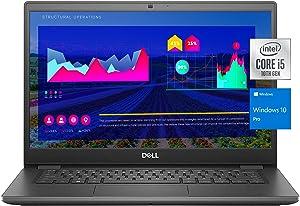 "Dell Latitude 3410 Business Laptop, 14"" FHD Display, Intel Quad-Core i5-10310U, 32GB RAM, 1TB PCIe SSD, HDMI, Webcam, WiFi, Bluetooth,Win 10 Pro, Grey"
