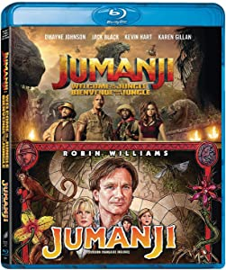 Jumanji / Jumanji: Welcome to the Jungle