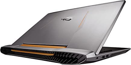 ASUS ROG G752VT-DH72 17 Inch Gaming Laptop, Nvidia GeForce GTX 970M 3 GB VRAM, 16 GB DDR4, 1 TB, 128 GB NVMe SSD (Renewed)