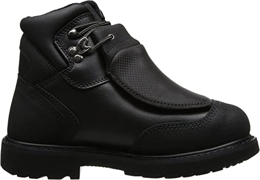 Black Ever-Guard Leather