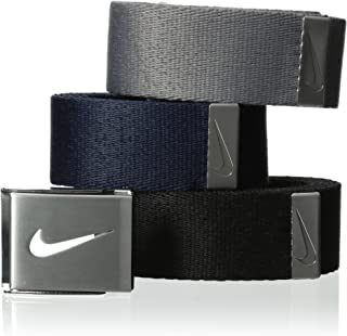Men's 3 in 1 Web Belt