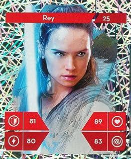 Star Wars Kaufland Sammelkarten Album einzelne Karten incl.W
