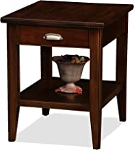 Leick Laurent End Table with Drawer