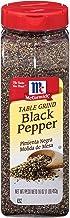 McCormick Table Ground Black Pepper, 16 Oz