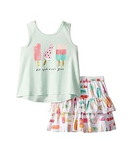 Summer Treats Skirt Set (Toddler/Little Kids)