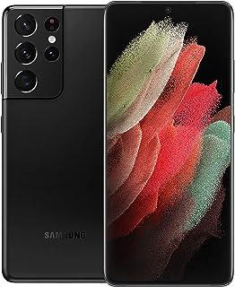 Samsung Galaxy S21 Ultra Dual SIM, 256GB 12GB RAM 5G, Phantom Black (UAE Version)