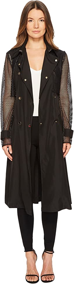 Versace Collection - Trench Donna Tessuto Coat