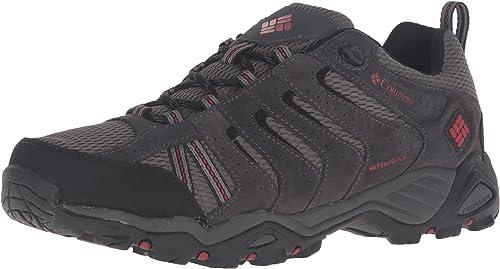 Columbia North Plains II, Chaussures de Randonnée Basses Homme