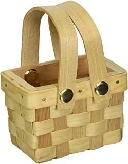 Weddingstar 9155 Mini Woven Picnic Baskets -6