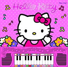 HELLO KITTY - JE JOUE DU PIANO AVEC HELLO KITTY (LES GRANDS MUSI-LIVRES A JOUER (2)) (French Edition)