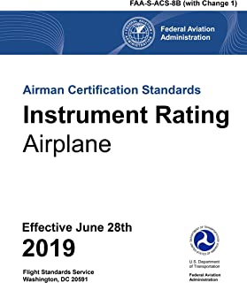 FAA Airman Certification Standards (ACS): Instrument Rating Airplane