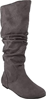 Shoes Women's Forever Comfortable Mid-Calf Buckle Boot
