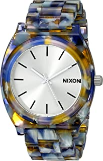 NIXON Time Teller Acetate Watch - Women's