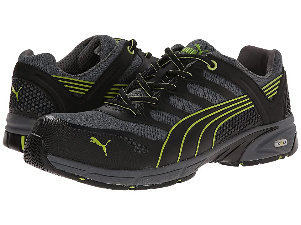 PUMA Safety Fuse Motion SD (Black/Lime) Men