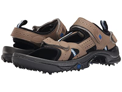 FootJoy Golf Sandal (Dark Taupe) Men