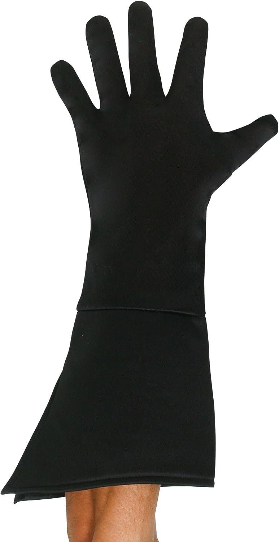 Fun Superior Costumes Max 55% OFF Child Superhero Black Gloves