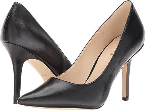 Nine West Wohommes Jackpot noir Leather Leather 10 M US  garantie de crédit