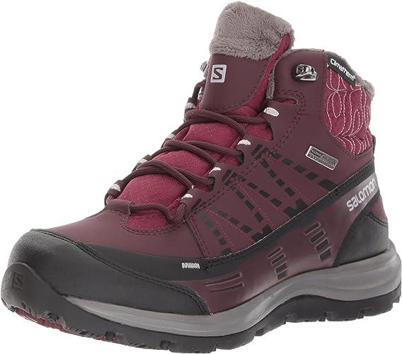 Salomon L39059200, Chaussures de Randonnée Hautes Femme