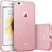 ESR iPhone 6 Plus Case, iPhone 6S Plus Case, Luxury Glitter Sparkle Bling Designer Case [Slim Fit, Hard Back Cover] Shining Fashion Style for Apple iPhone 6 Plus/6s Plus 5.5