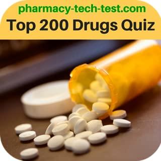 top 200 drugs quiz