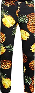 mens hawaiian pants