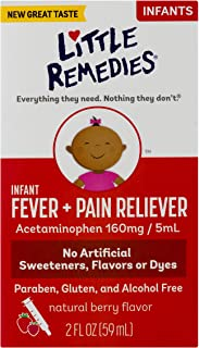Best little remedies pain and fever Reviews