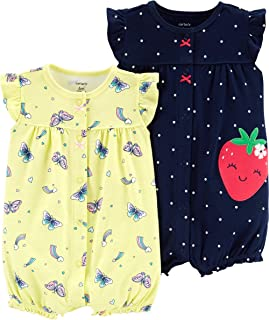 Best strawberry romper baby Reviews
