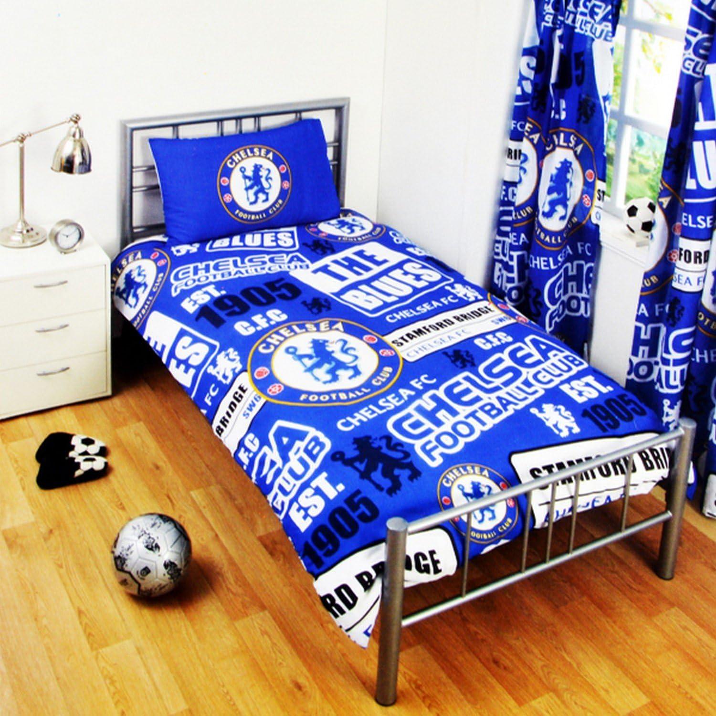 Chelsea F.C. Duvet Set PT