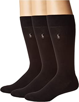 9464b93c9ed6 Black. 6. Polo Ralph Lauren. 3-Pack Solid Flat Knit Performance Dress.  $23.00. Black