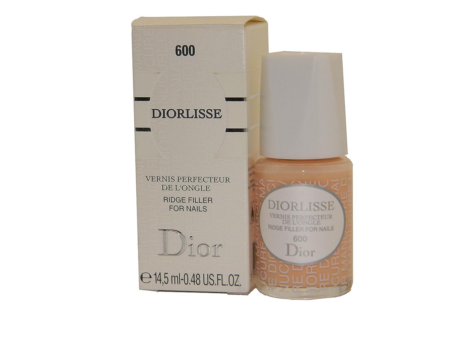 勇者擬人化活性化するDior Diorlisse Ridge Filler For Nail 600(ディオールリス リッジフィラー フォーネイル 600)[海外直送品] [並行輸入品]