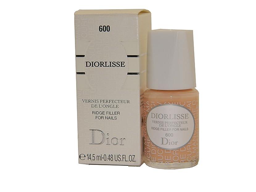 注文隣人奨励しますDior Diorlisse Ridge Filler For Nail 600(ディオールリス リッジフィラー フォーネイル 600)[海外直送品] [並行輸入品]