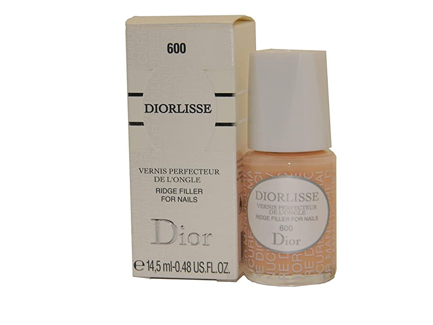 コットン豊富にスケジュールDior Diorlisse Ridge Filler For Nail 600(ディオールリス リッジフィラー フォーネイル 600)[海外直送品] [並行輸入品]