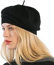 Best black cashmere beret Reviews