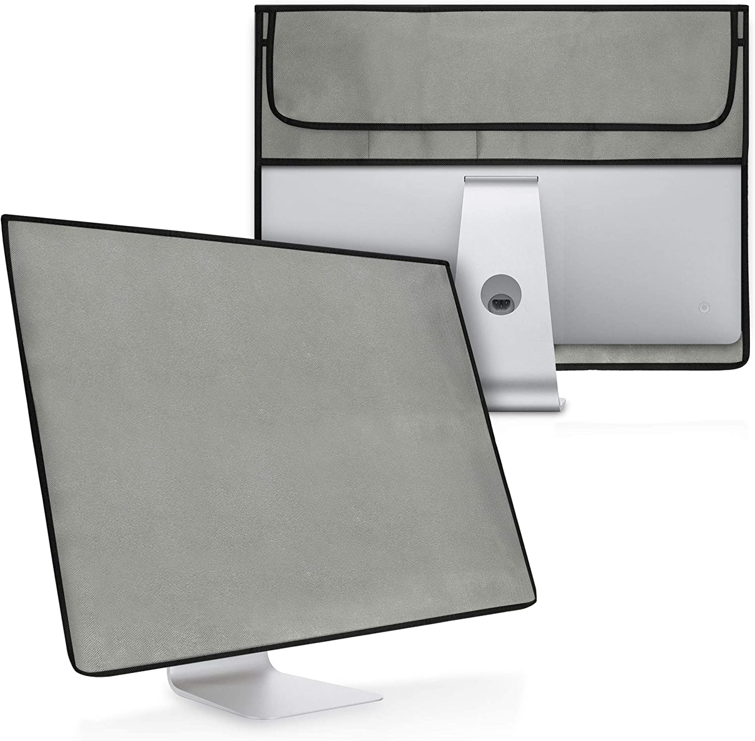 kwmobile Cover Compatible with Apple iMac 27