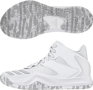 Performance Mens Derrick Rose 773 V Basketball Hi Top Shoes - White