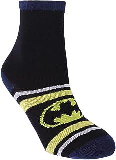Batman -:- DC COMICS, Calcetines negros y azul marino